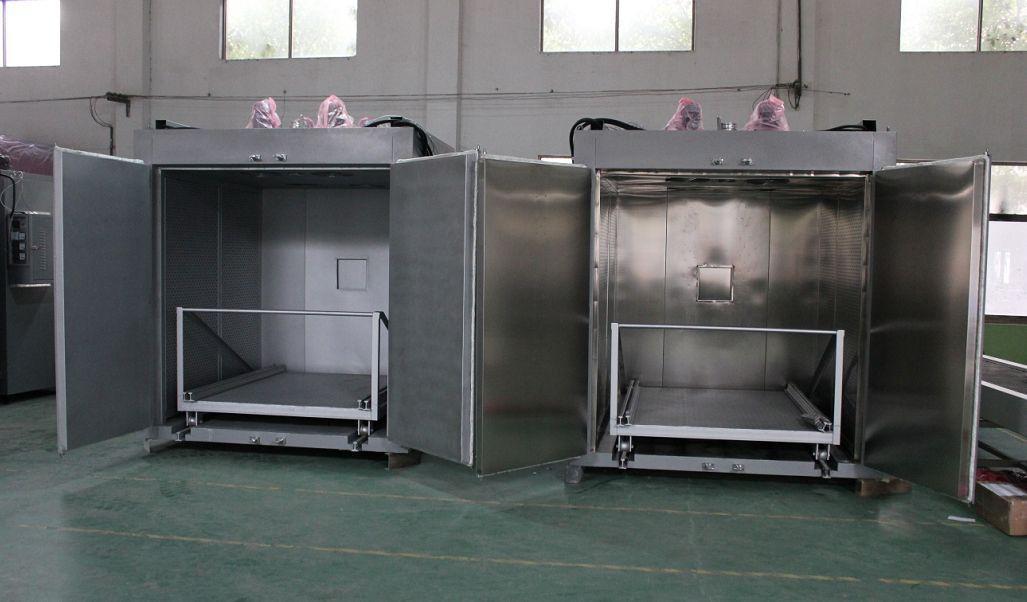 FB-FD-9927自动台车烤箱(多氟多)
